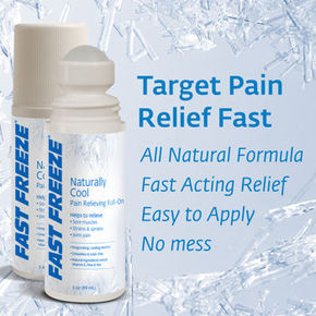 Fast Freeze Pain Relief