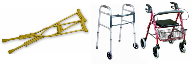 Walkers Crutches